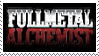 Fullmetal Alchemist [black] STAMP by lonewined