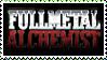 Fullmetal Alchemist [black] STAMP by lonewined