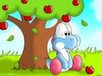 Yoshi Wuvz Fruit 1.