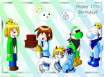 Happy Birthday Mr. Yoshi