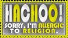 Allergic To Religion by Midnight-Specks