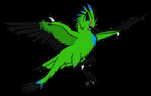 Dragon Bird by seagaull