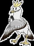 A Very Happy Gull