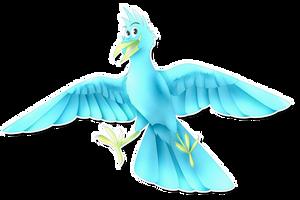 Nerdy Birdy by seagaull