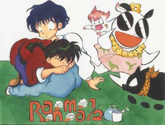Ranma pic by suki-tto-sushi