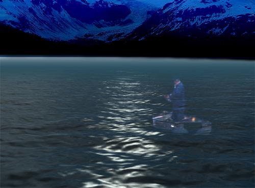 Ghost Fisherman