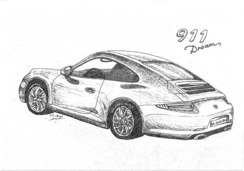 Carrera 911 Dreams