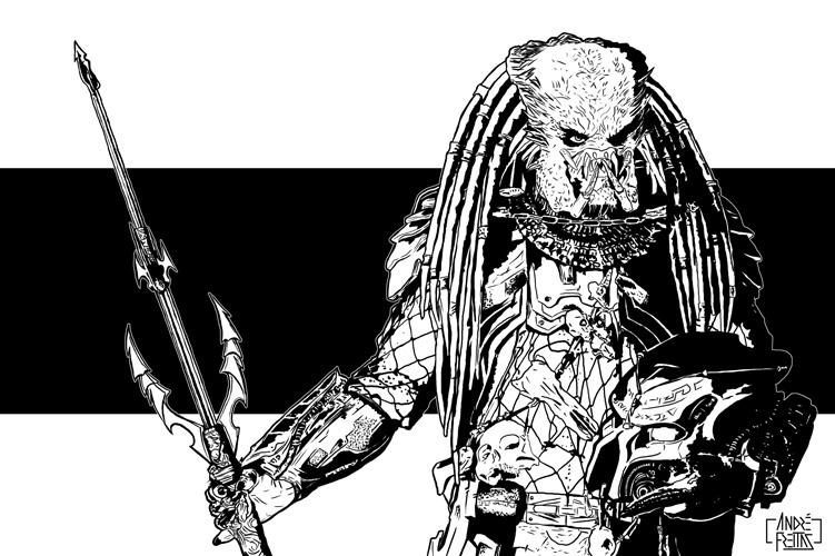 Predator by yescabrita