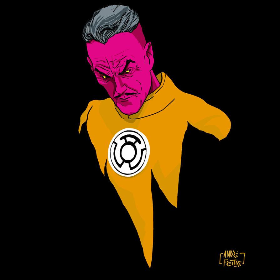 Sinestro by yescabrita