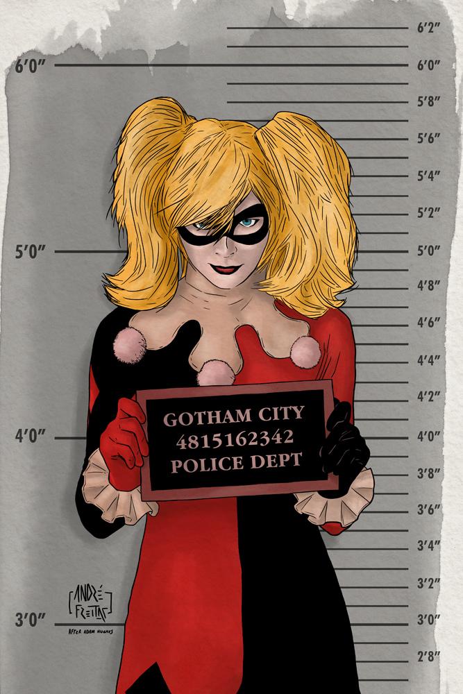 Harley Quinn by yescabrita