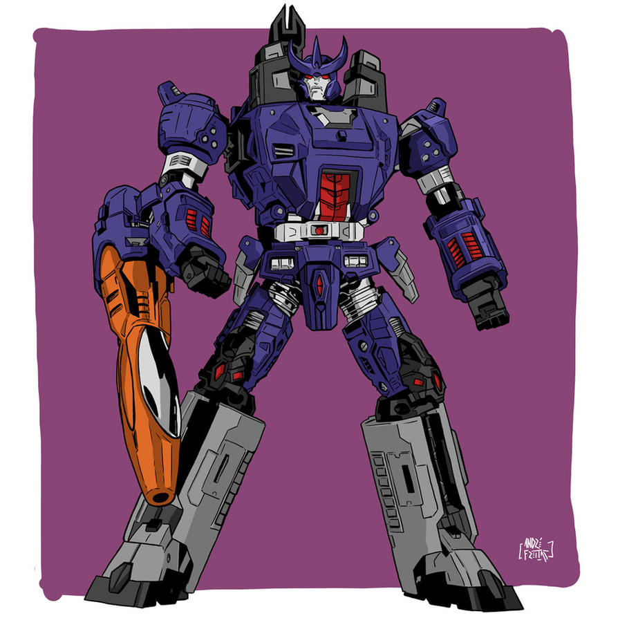 Galvatron by yescabrita