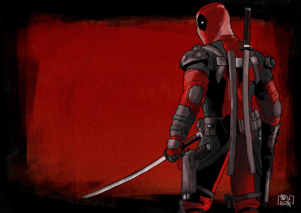 Deadpool by yescabrita