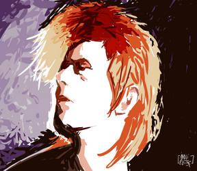 R.I.P. Ziggy by yescabrita