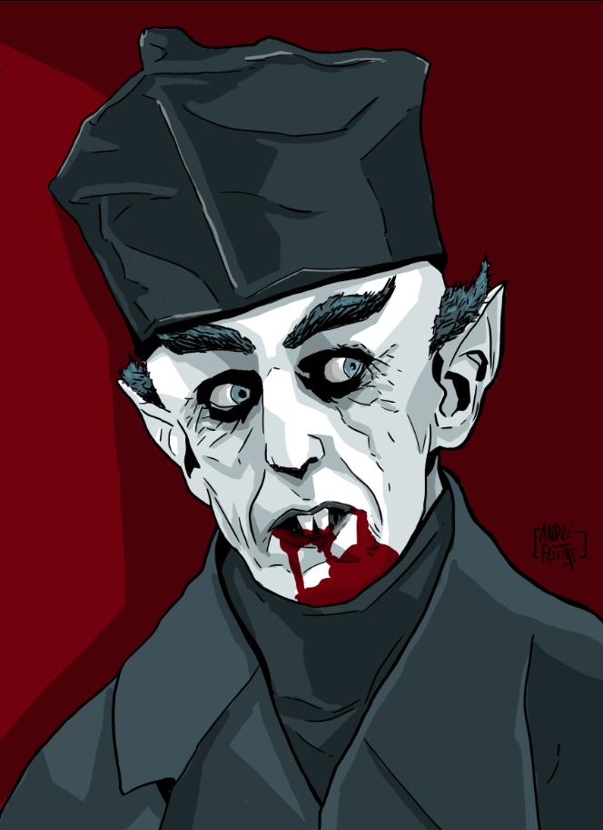 Nosferatu 2016 by yescabrita