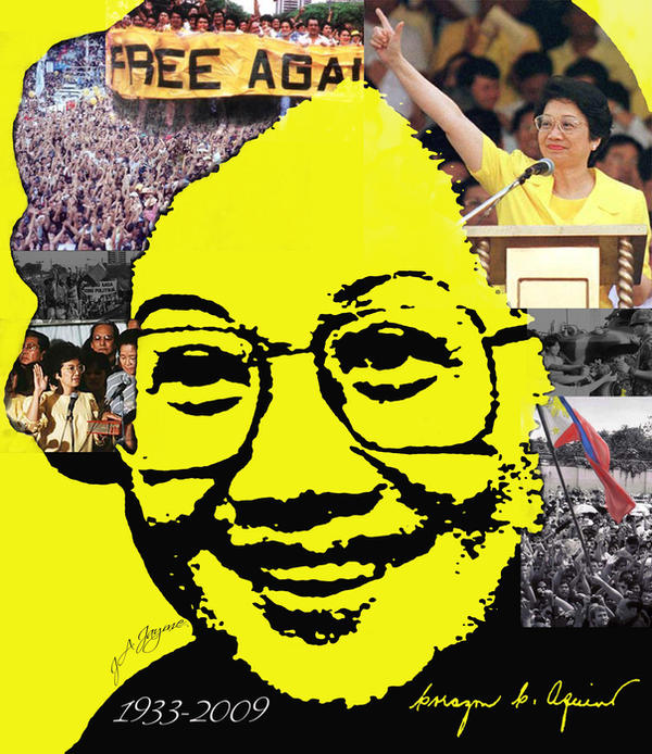 Mother of Edsa Revolution by taikun21