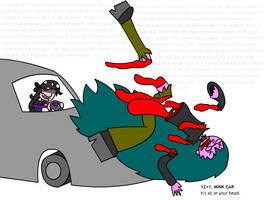 Happy anniversary, Mink Car