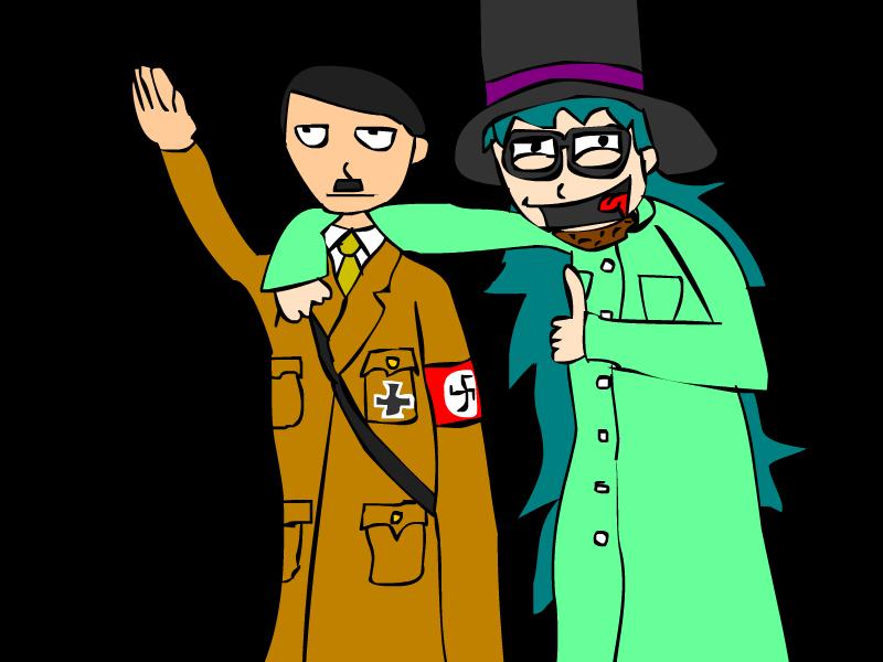 Hitler an' Me by NickBate