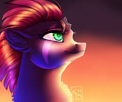 Tempest Shadow by CoolMoonXX