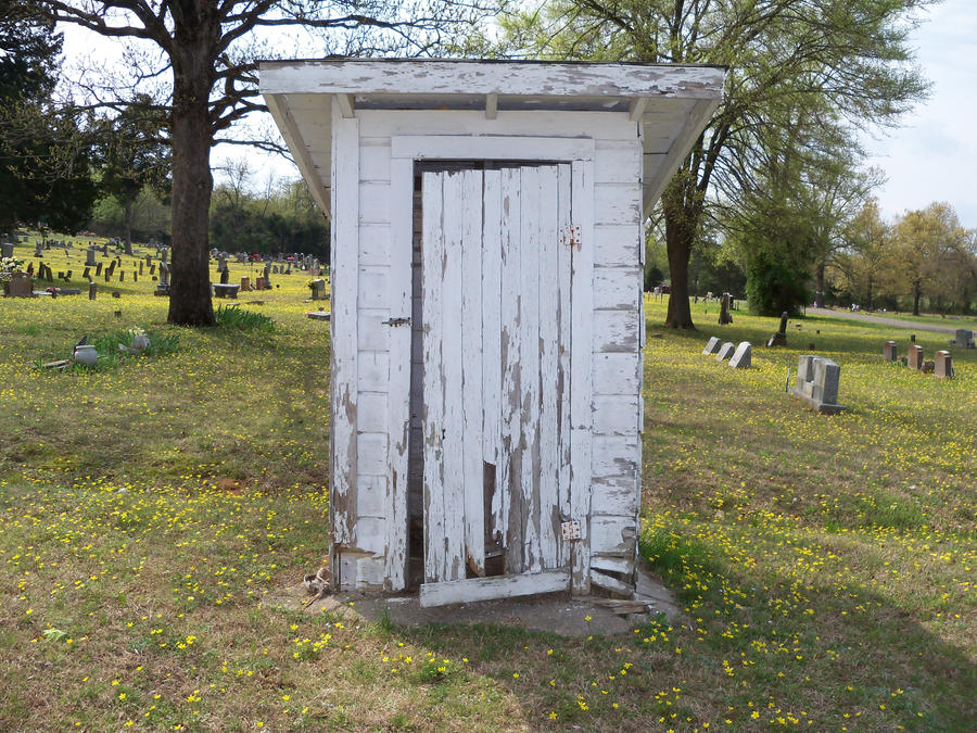 Outhouse Stock 2 by ravenarcana