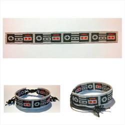 Nintendo Controller Bracelet