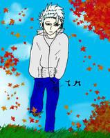 Autumn Hitsugaya by IceXDragon
