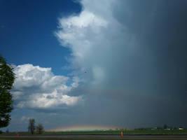 Double Rainbow by IceXDragon