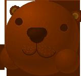 Big Otter by IceXDragon