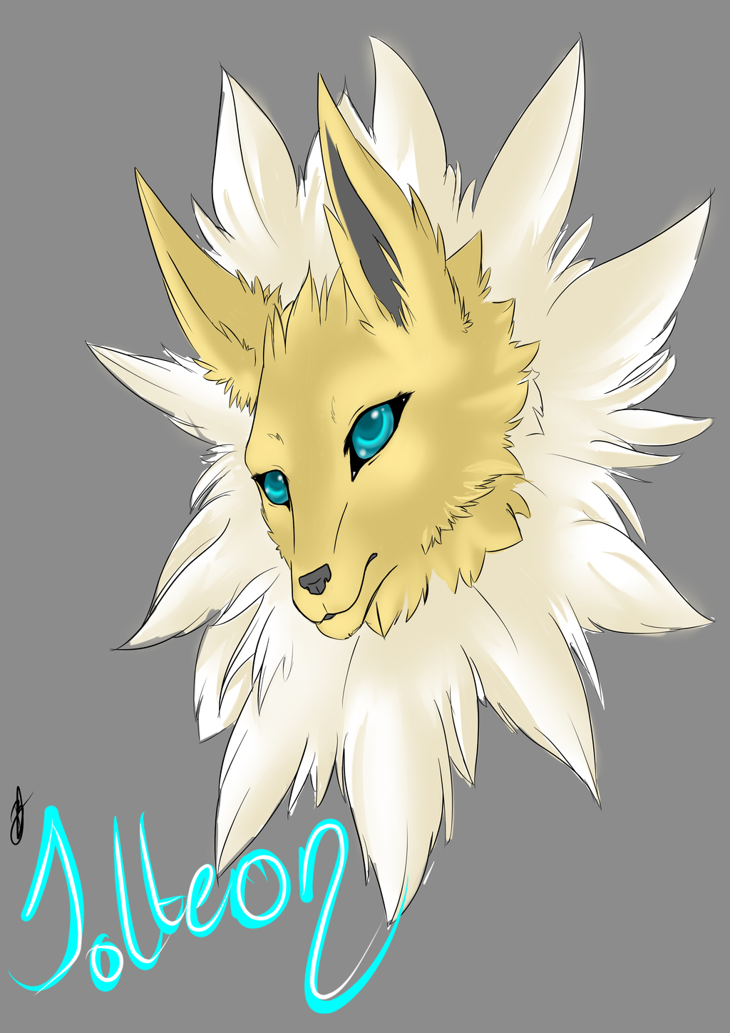 Jolteon by Shyeda