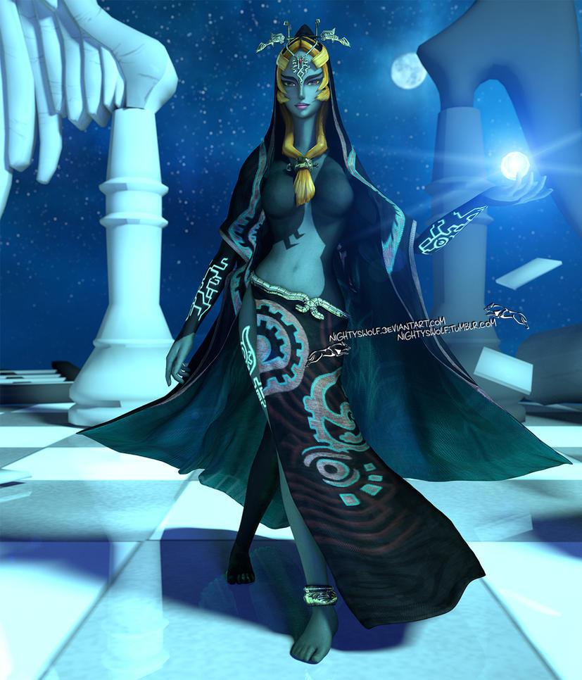 Princess by NightysWolf