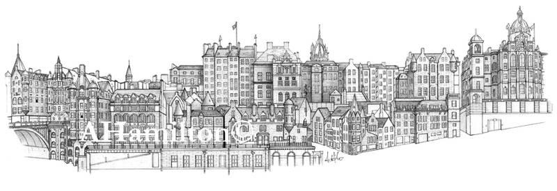 Old Town - Edinburgh