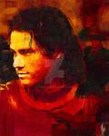 Heath Ledger Portait