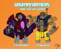 Grumpformers by Blood-Asp0123
