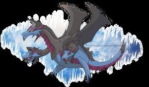 Mega Hydreigon by Blood-Asp0123