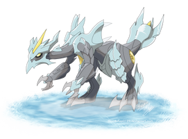 Mega Kyurem by Blood-Asp0123