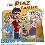 The Diaz Family (Jarco AU) by Blood-Asp0123