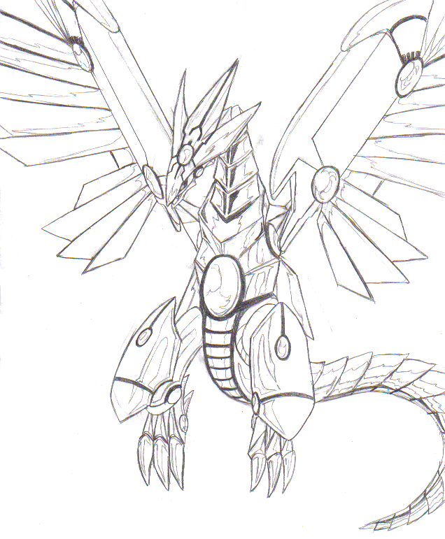 blue dragon coloring pages - photo#29