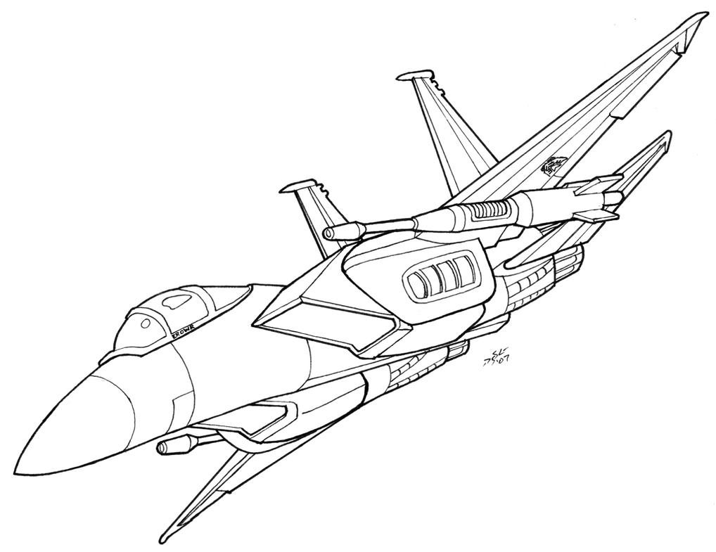 f 22 raptor coloring pages - photo #8