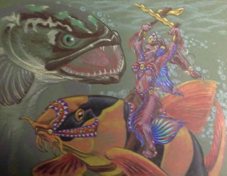 MFK Art Trade - Fantasy Theme