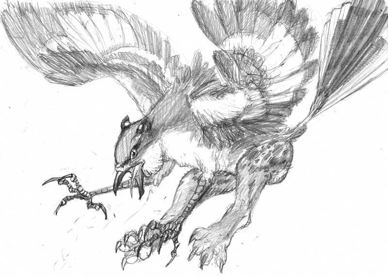 Mockingbird Griff by Heatherbeast