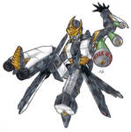 Fusillade Robot Mode, MTMTE