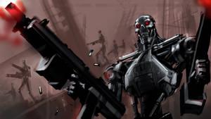 Terminator by pungang