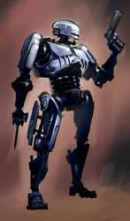 Robocop by pungang