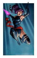 Psylocke by pungang