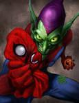 Goblin Spidey