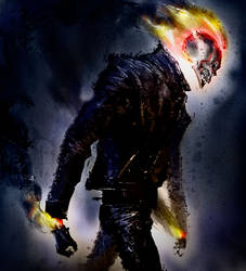 Ghost Rider by pungang