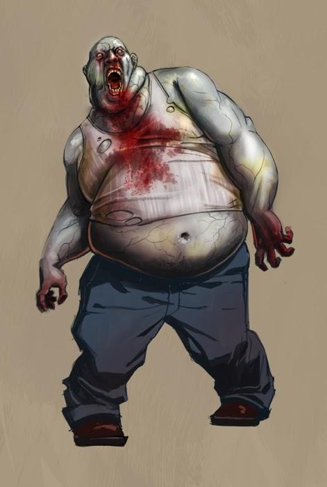 Les diffèrents types de zombies Zombie_fat_by_pungang-d791gk1