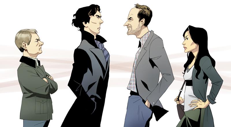 Sherlocks by pungang