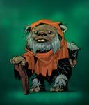 Old Ewok