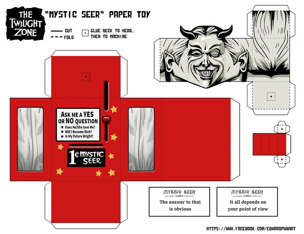 mystic seer machine