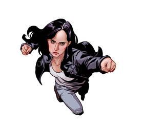 Jessica Jones by pungang